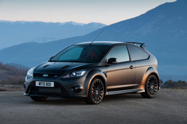 Ford Focus RS500 (2010)